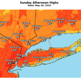 Summery Sunday: Here's How Hot It Will Get On Warmest Day Of Year