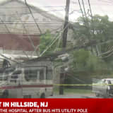 UPDATE: 12 Victims Hospitalized In Hillside Senior Citizen Bus Crash