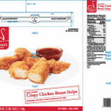 Recall Issued For Brand Of Breaded Poultry Products