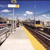 Car Crashes Into Train On Tracks In East Rockaway, Suspending LIRR Service