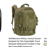 Back-To-School: Pens, Notebooks, 'Tactical' Backpacks?