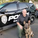 Fairfield Police Department Welcomes New K9 Officer