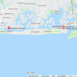 Three Teens Rescued After Paddle Craft Overturns Off Point Lookout