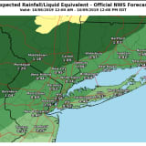 Slow-Moving Cold Front Will Bring Rain, Showers To Area
