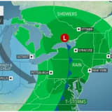 Nor'easter Will Bring Soaking Rainfall To Region