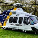 State Police: Route 80 Pursuit Ends In Rollover Crash, Serious Injury