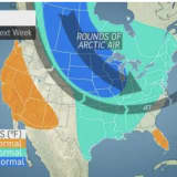 Winter Preview: Cold Start To Weekend Will Be Followed By New Storm, Another Drop In Temps