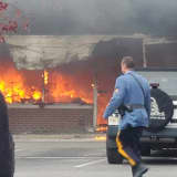 Fire Tears Through Sussex County Strip Mall