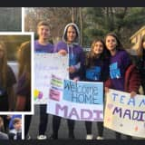 Lebanon Girl, 11, Gets Surprise Homecoming 2 Months After Being Struck By Car On Route 513