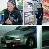 Know Her Or This Car? Woman Accused Of Stealing Jewelry, Makeup From Long Island Kohl's