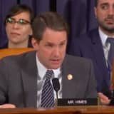 Congressman Jim Himes Blasts President Trump For Alleged 'Witness Intimidation And Tampering'