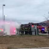 Tesla Supercharger At Parsippany Wawa Goes Up In Flames