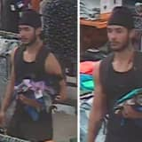 Man Wanted For Stealing $400 Worth Of Women's Clothing From Long Island JC Penney