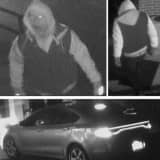 Know Him Or This Car? Man Wanted For Burglarizing Temple In Huntington