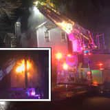 Teen, Sibling Escape Parsippany House Fire