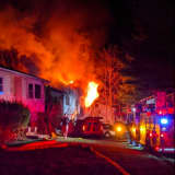 Man Found Dead After House Fire Breaks Out In Rockland