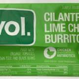 Recall Issued For Frozen Burrito Products