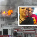 Community Mourns Mom, Son Killed In Nutley House Fire
