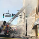 4-Alarm Fire Rips Through Bloomfield's Downtown