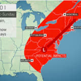 Potential Nor'easter Takes Aim On Area Just In Time For Groundhog Day