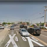 Man Killed After Van Crashes Into Pole At Busy Long Island Intersection