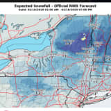 Storm Watch: System Sweeping Through Will Bring Mix Of Snow, Rain To Much Of Region