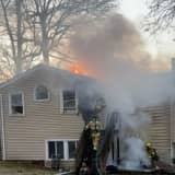 Fire Damages House Under Renovation In Stamford