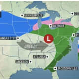 Storm System Will Sweep Through Region After Sunny Start To Week