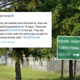 LOCKDOWN: Two Inmates At Hudson Lockup Test Positive For COVID-19