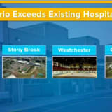 COVID-19: NY Looks To Secure New Temporary Hospital Sites, 12K More Join Surge Healthcare Force