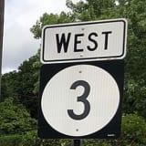 Motorcycle Crash Closes Highway Ramp In Weehawken