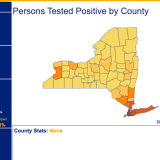 COVID-19: Latest Breakdown Of New York's 5,489 Deaths By County