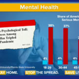 COVID-19: Poll Shows How Many Say Pandemic Has Had Impact On Their Mental Health