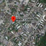 Clothes Dryer Fire Spreads In Manchester Mobile Home Park
