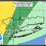 Severe Weather Alert: Here Are Areas At Highest Risk For Strong Storms With Damaging Winds