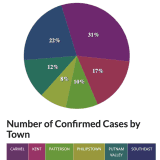 Putnam County COVID-19 Death Toll Reaches 60: New Rundown Of Cases By Town