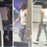 KNOW HIM? Police Seek Man Who Damaged Vehicle Parked At Newark Hotel