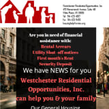 Around Westchester County: Voting Discussed, Rent Help