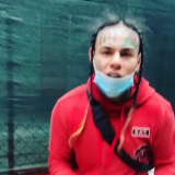 6ix9ine's Visit To Bergen County Mall Ends With Instagram Clip Depicting Fake Fight