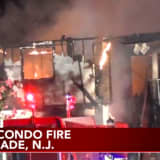 Condominium Fire Leaves 12 Families Homeless In Burlington County