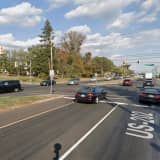 Raritan Police Clearing Route 202 Crash Scene Witness DWI Truck Driver Rear-End Vehicle
