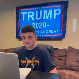 NJ Teen Says He Was Kicked Out Of Class For Keeping Trump Flag