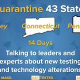COVID-19: NY May Ditch Travel Quarantine List
