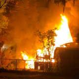 PHOTOS: 3-Alarm Fire Damages Morris County Home