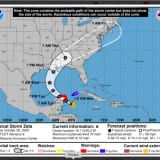 Tropical Storm Expected To Become Hurricane Could Bring Downpours To Region