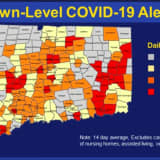 COVID-19: Number Of CT Red Alert Cities, Towns Climbs To 30 As Positivity Rate Hits 6.1 Percent