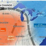 Cold Blast Will Bring Wind-Chill Value Temps In Teens