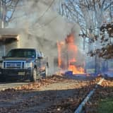 Lawnmower Fire Ravages Central Jersey Home
