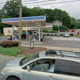 Baby Was Inside Idling Car Stolen From CT Gas Station; Suspect At-Large