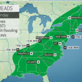 Storm Watch: Here's Latest On System Bringing Heavy Rain, Damaging Wind Gusts To Region